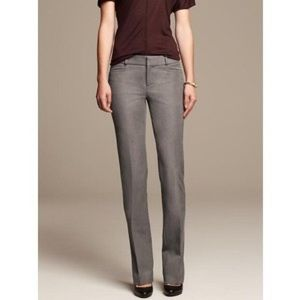Banana Republic Sloan Fit Size 4 Pants